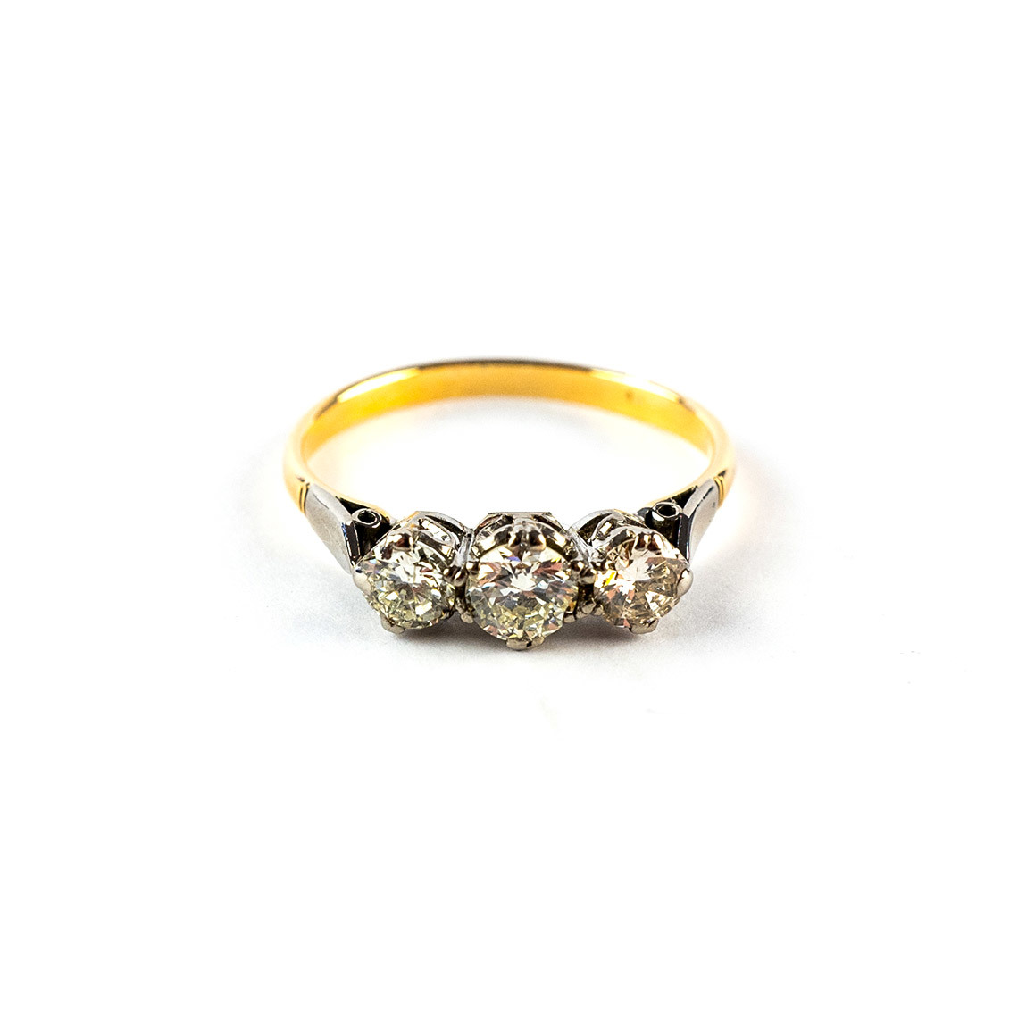 Gold Trilogy Ring