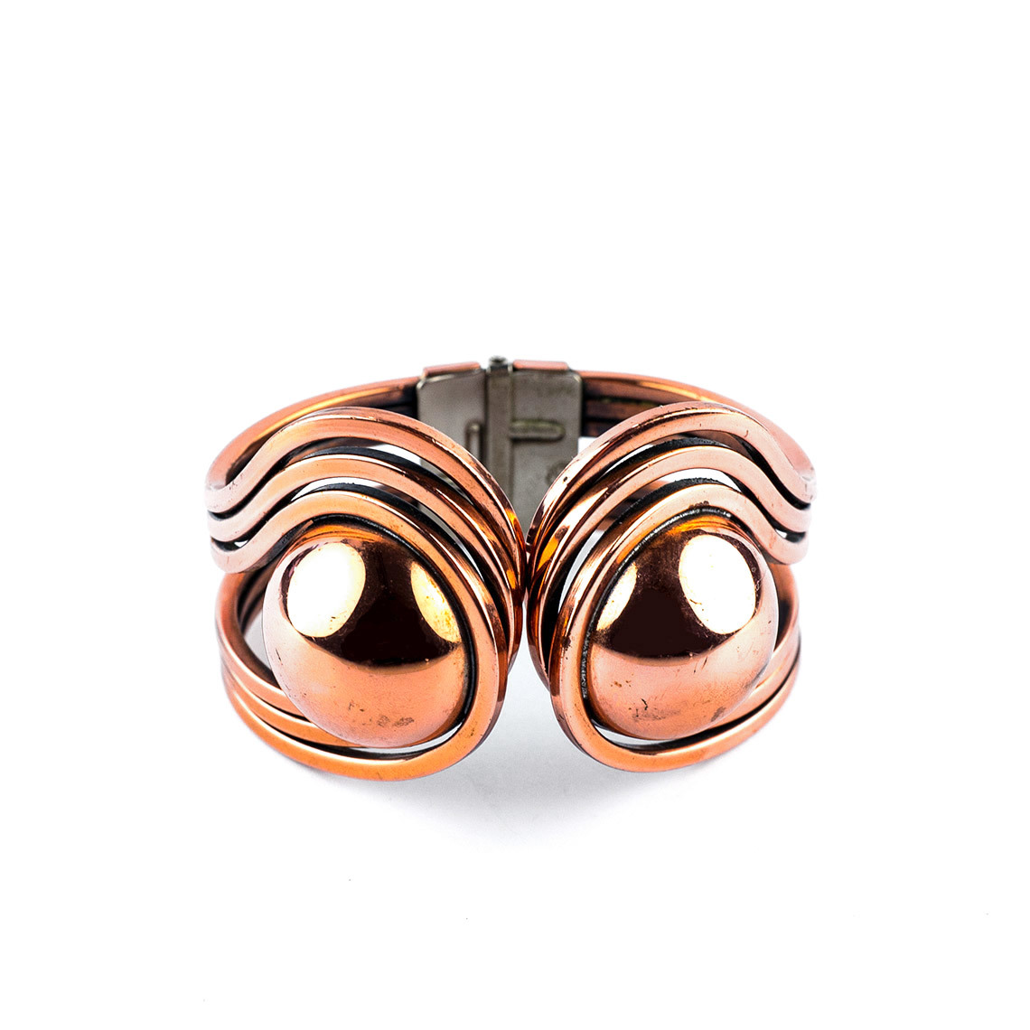 Copper Cuff Bangle