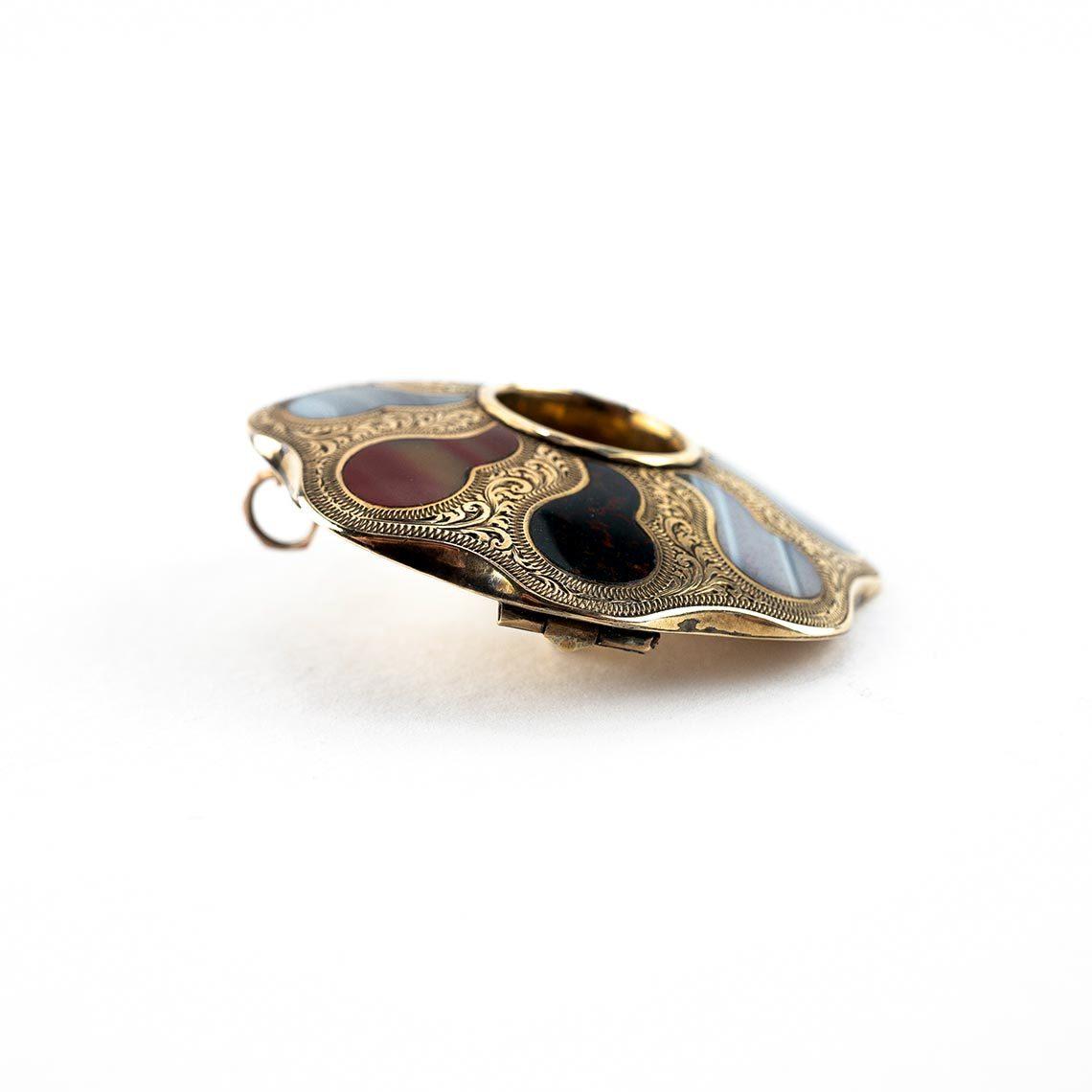 Victorian Brooch/Pendant