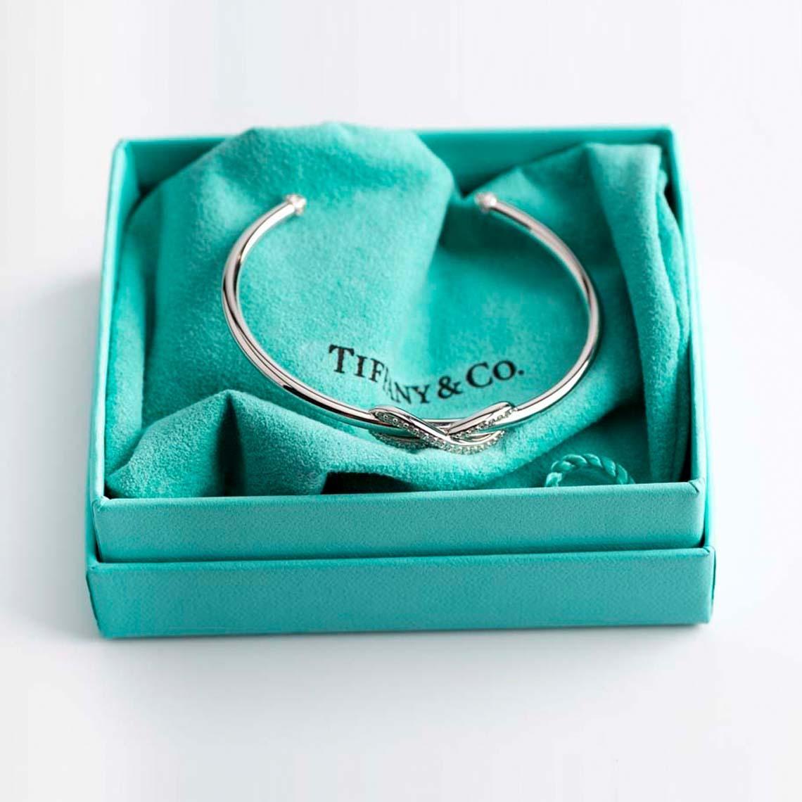 Tiffany Infinity bangle