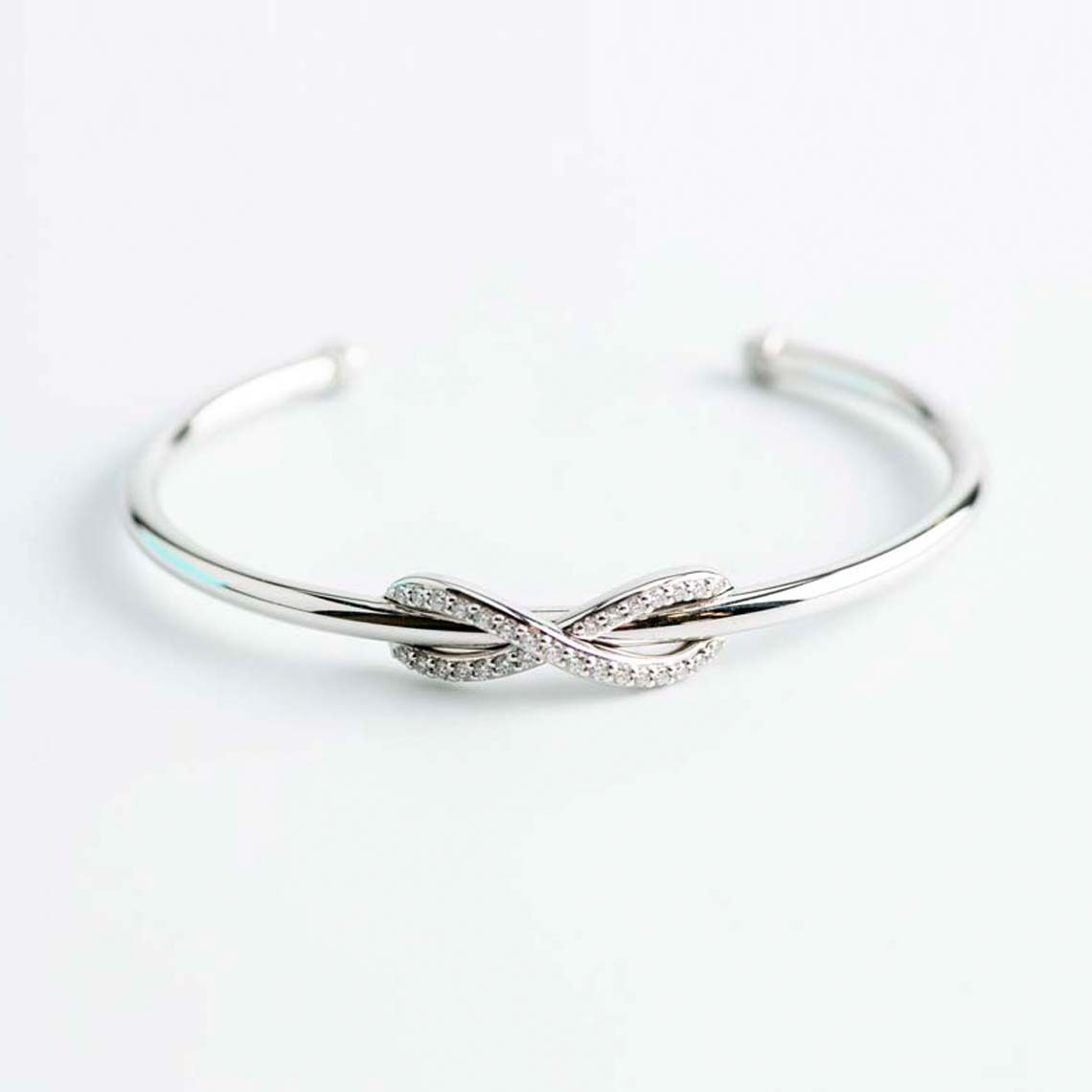 Tiffany Infinity bangle