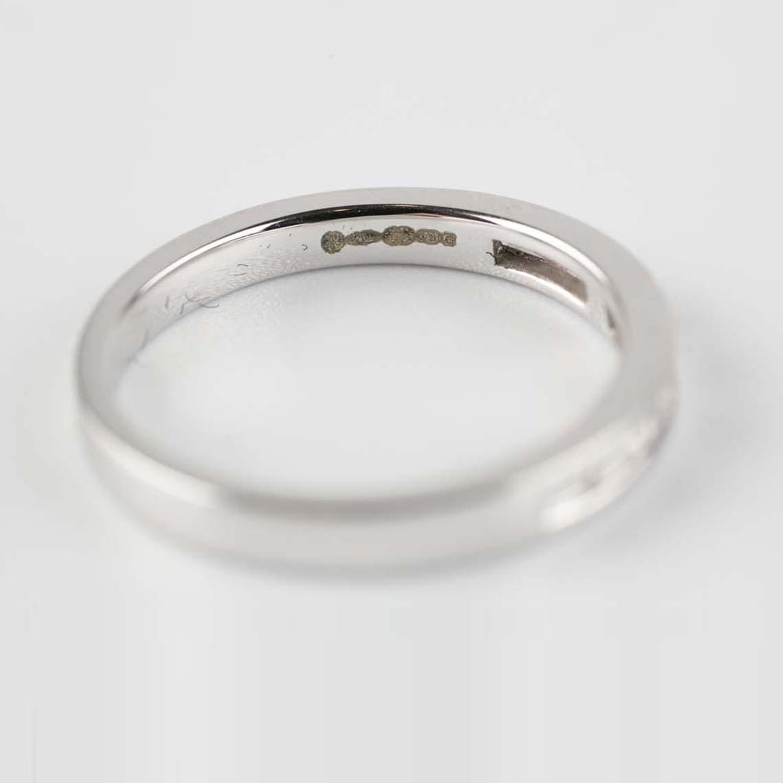 Eternity/wedding ring