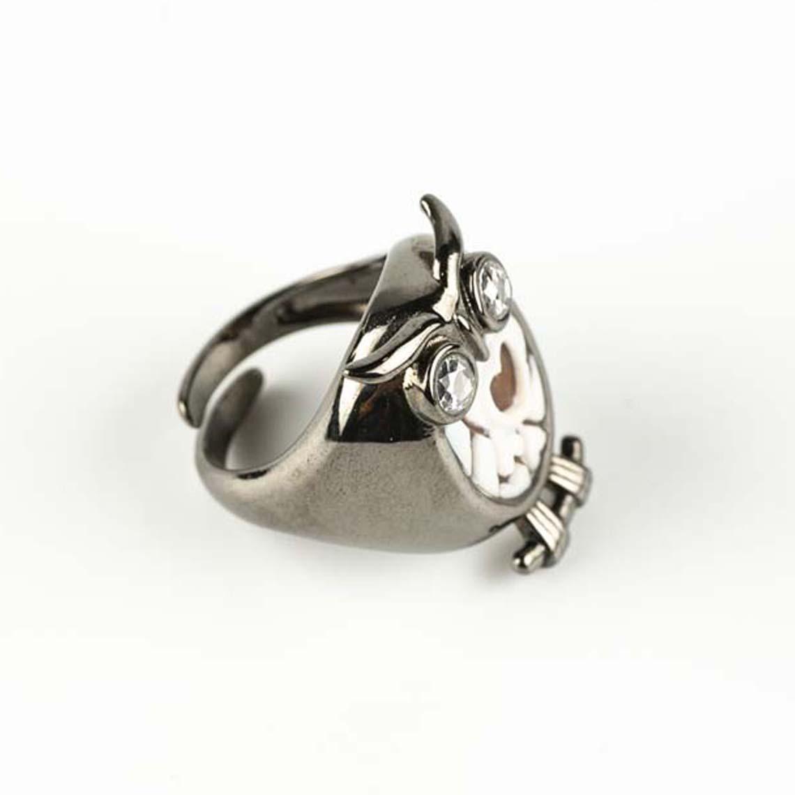 Italian cameo ring