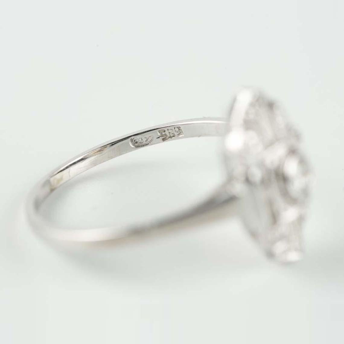 Art Deco ring