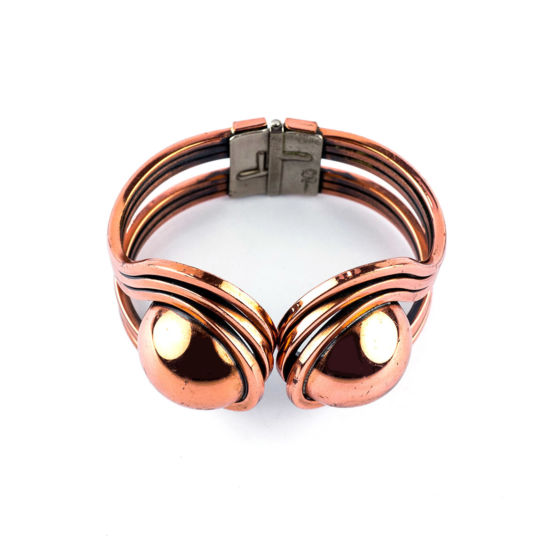 Copper Cuff Bangle