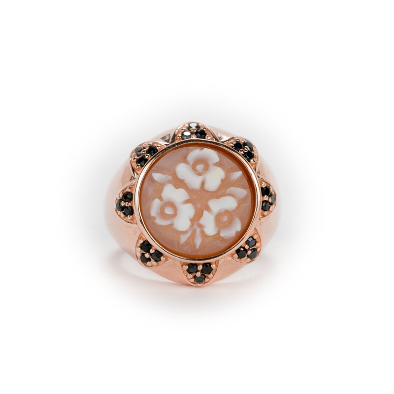 Cameo Italiano Ring