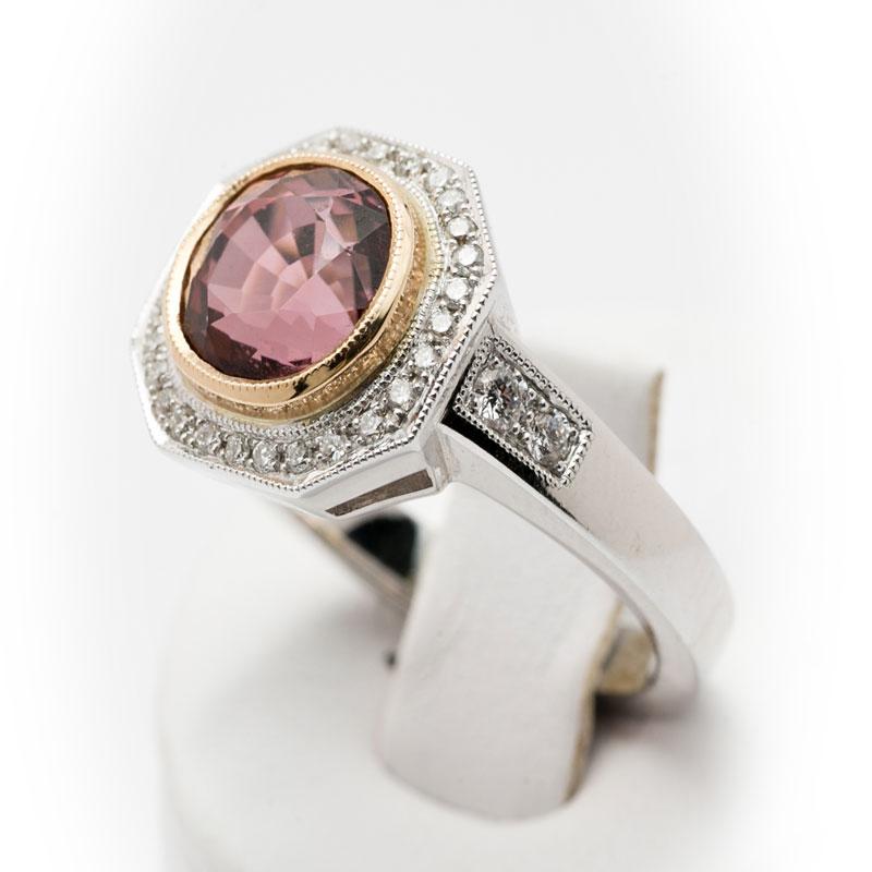 Tourmaline Ring