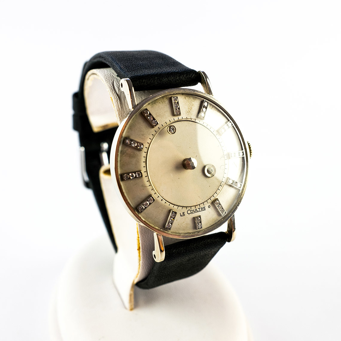 "Le Coultre ""Mystery"" Watch"